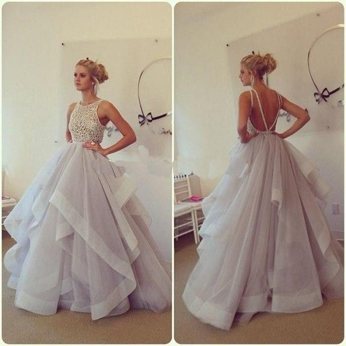 Beautiful Backless Prom Dresses