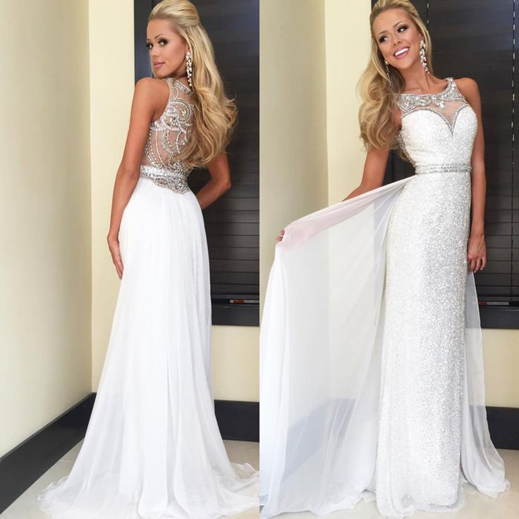 High Quality Prom Dress,long Prom Dress,a-line Princess Dress ...
