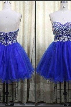 Sweatheart neck prom dress,short prom dress,homecoming prom dress, beautiful beading prom dress,high quality custom made prom dress,elegant wowen dress,party dress,evening dress,dress for teens L779
