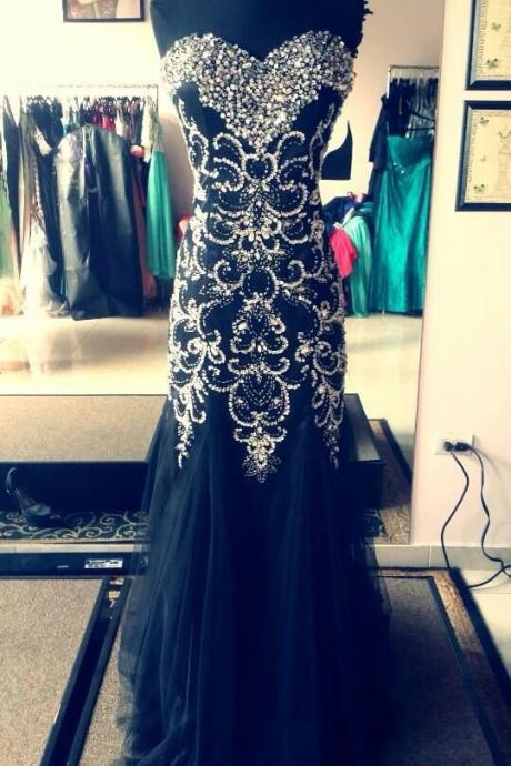 Sweatheart neck prom dress,high quality prom dress,beautiful beading prom dress,prom dress,dress for prom ,custom made prom dress,elegant wowen dress,party dress,evening dress L482