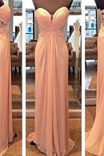 Sweatheart neck prom dress,lace back prom dress,pink prom dress,high quality custom made prom dress,a-line princess dress,elegant wowen dress,party dress,evening dress B484